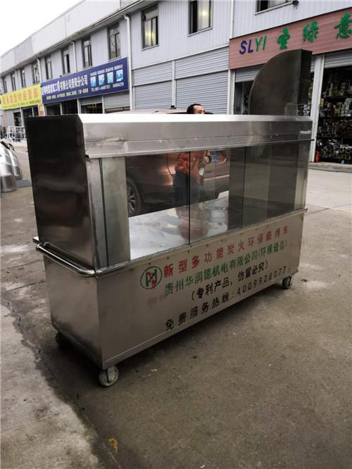 贵阳烧烤车厂家