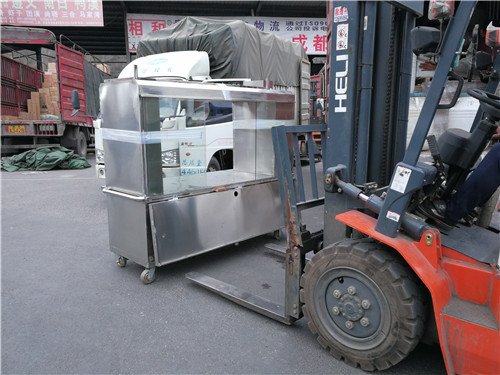 贵阳烧烤车定做