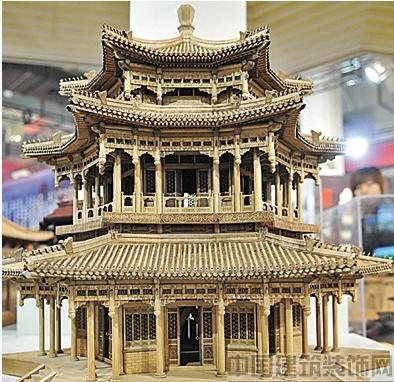 古建筑中常見的屋頂樣式依尊卑不同共分七個等級