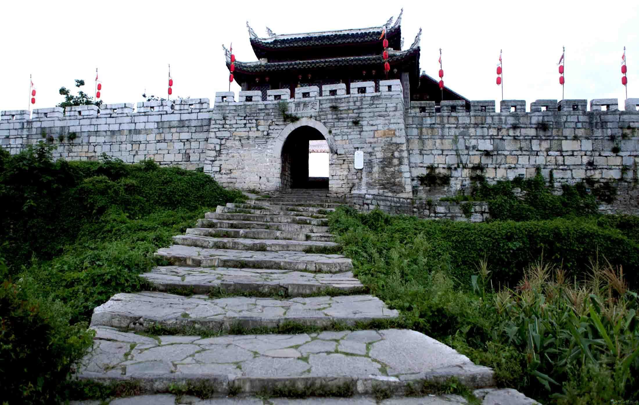 贵州古修建企业讲解古修建里边的烘托修建