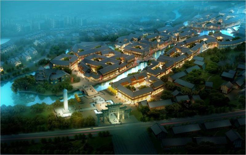 古鎮規劃——貴州古建筑