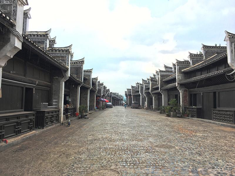 黃平舊州古鎮改造——貴州古街道修建