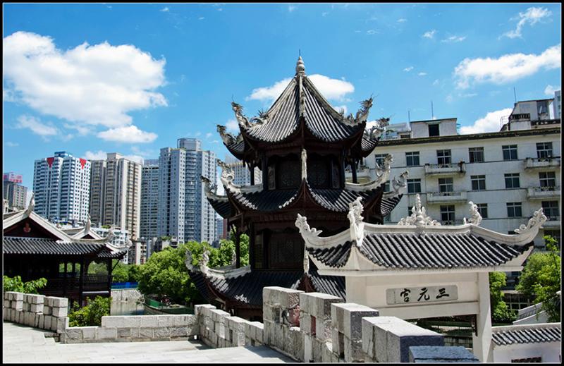 貴州古宮殿