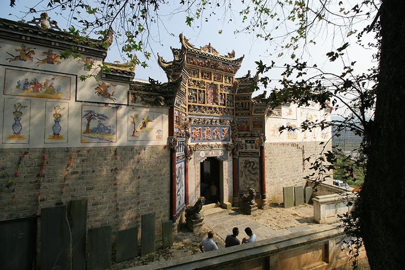 貴州宗祠修建公司