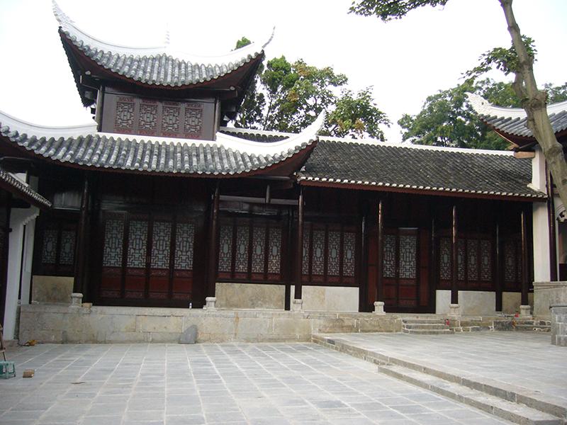 貴州文廟修建公司