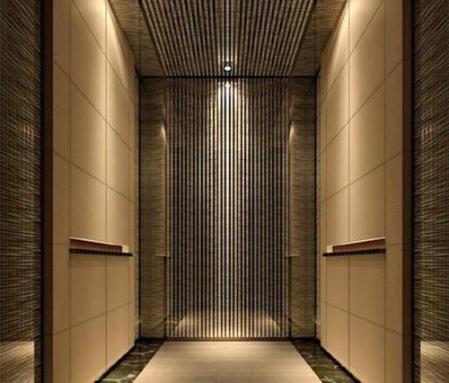 獨山盛源國際C區工程項目——寫字樓電梯