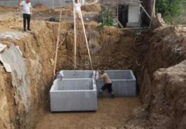 贵州水泥化粪池厂家