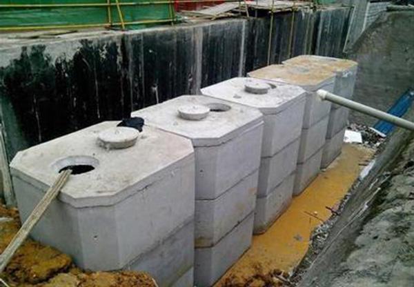 贵州化粪池厂家