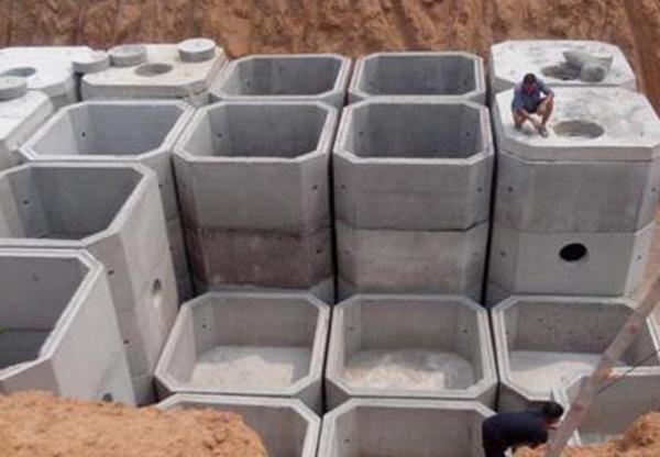 贵州混合式化粪池厂家