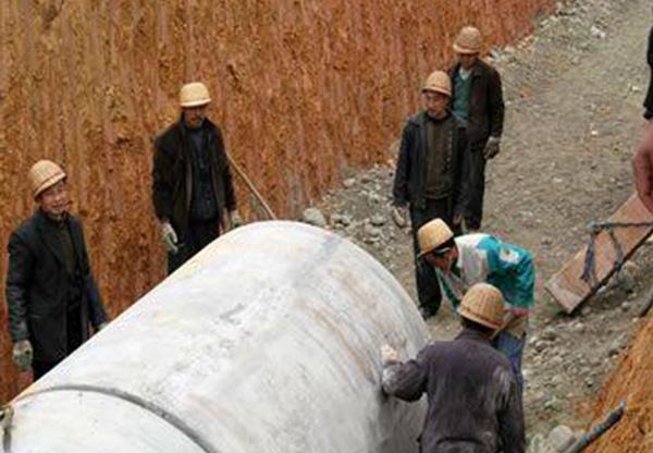 贵阳预制混凝土排水管