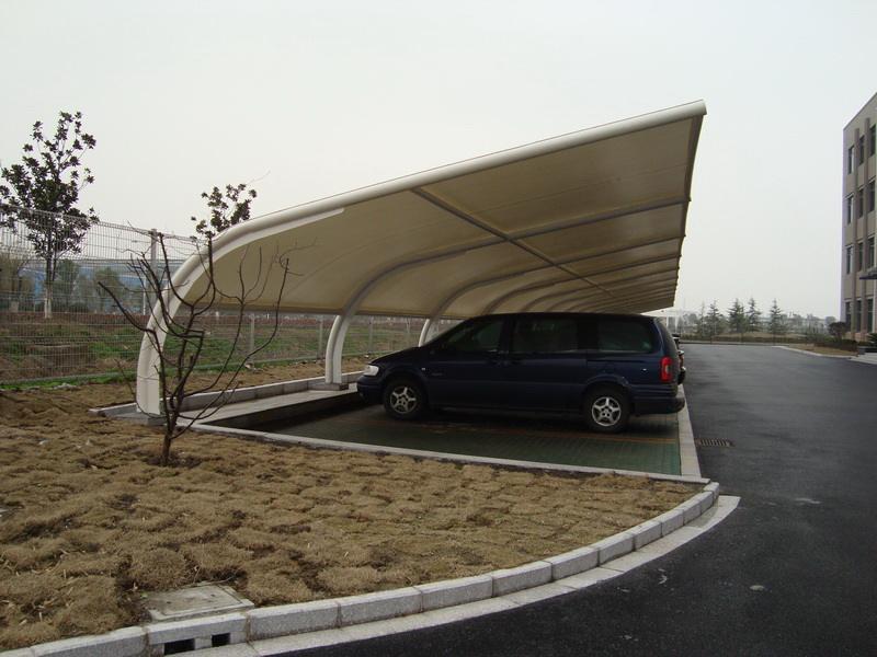 膜结构车棚多少钱一个平方?膜结构价格高吗?