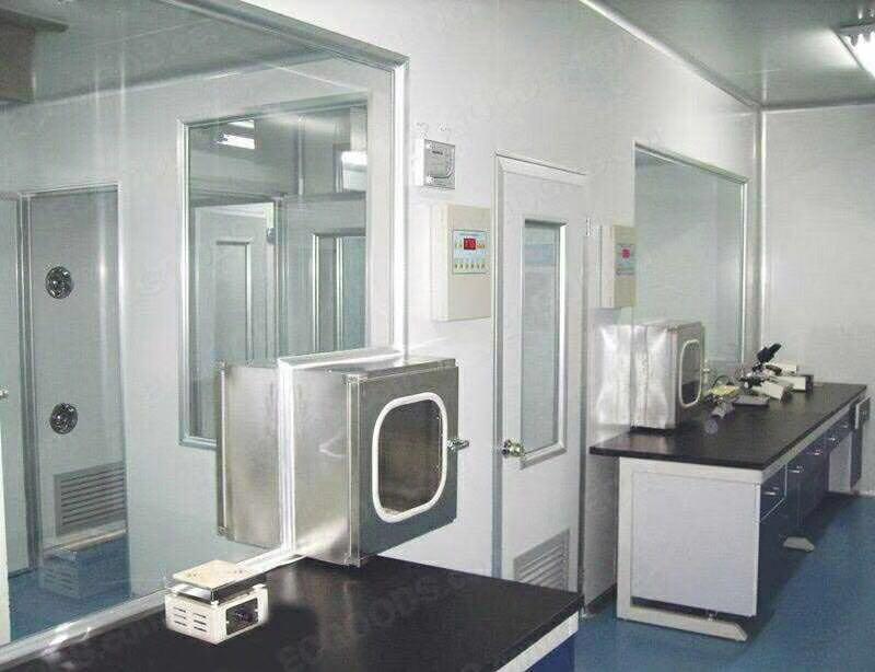 实验室净化工程案例