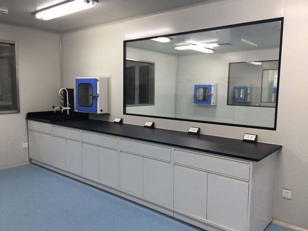 实验室净化工程展示