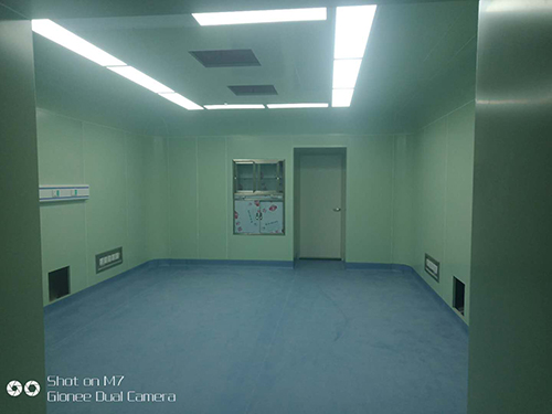 六盘水市南开乡卫生院——手术室净化