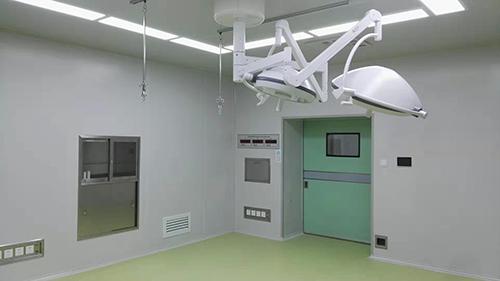 安顺市紫云县大营镇卫生院——手术室净化工程