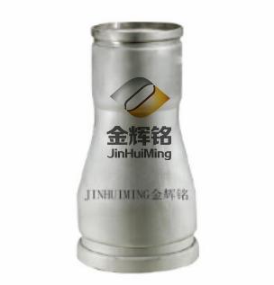 贵州不锈钢水管沟槽式异径直通