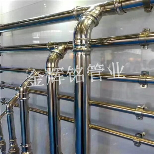 自来水公司输水用不锈钢水管的优势