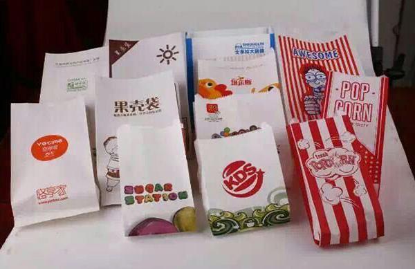 小食品袋印刷包装