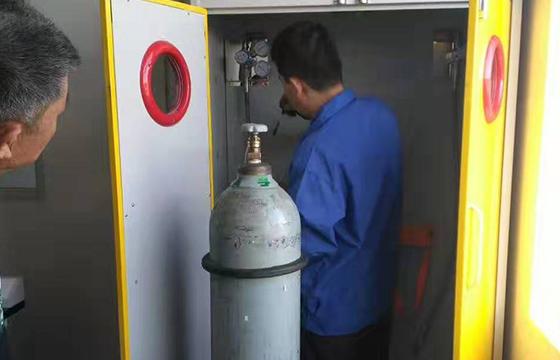 實驗室氣體安裝案例