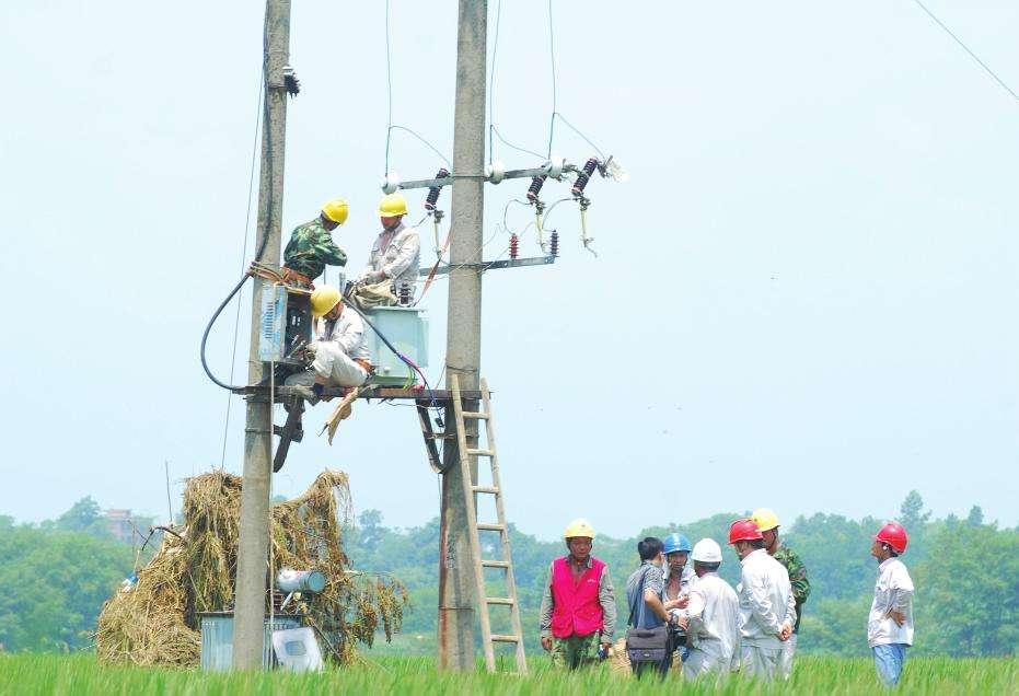 贵州电力施工