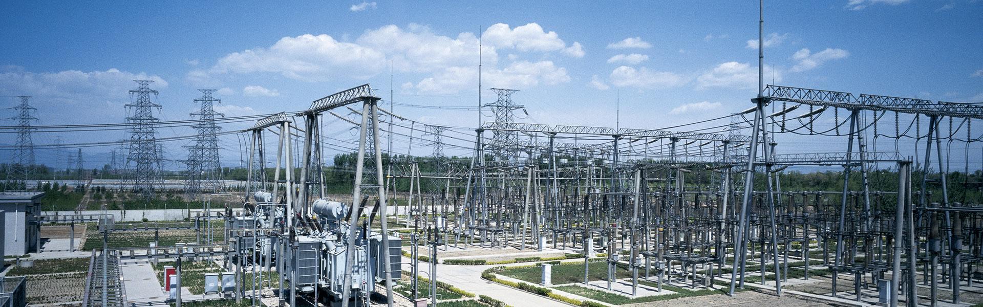 電力勘測公司