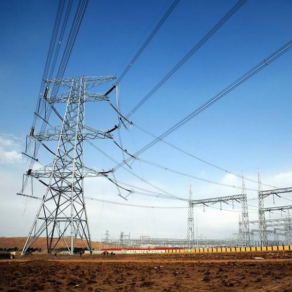 贵州输电线路工程案例
