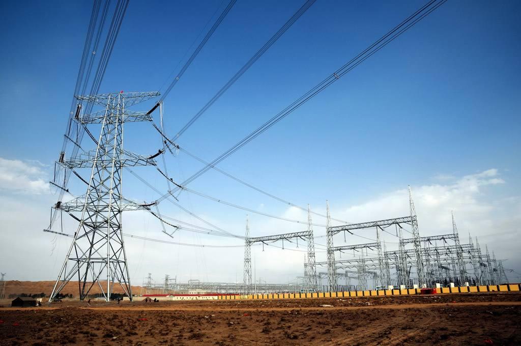 貴州輸電線路工程