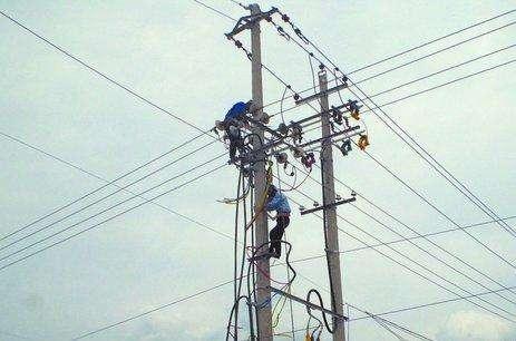 貴州輸電線路