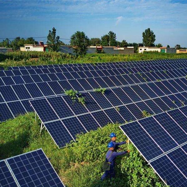 新能源项目案例