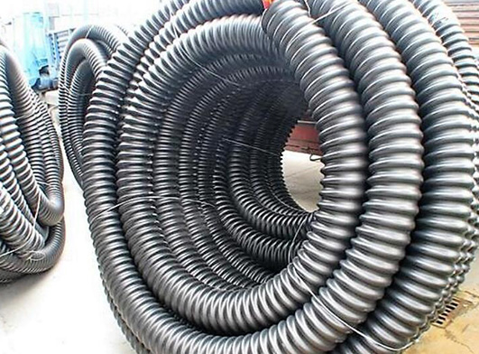 贵阳HDPE碳素螺旋管厂家