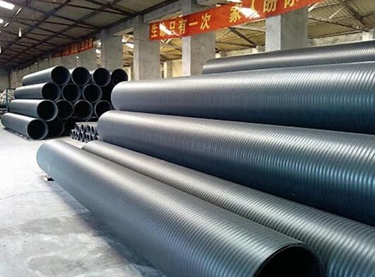 貴州HDPE中空增強纏繞管廠家