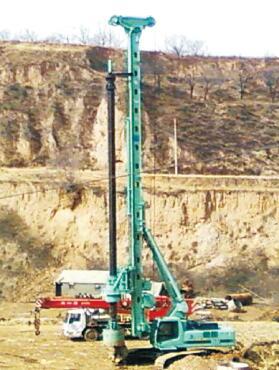 桩基工程施工阶段的过程控制