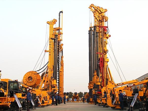 旋挖钻机的四种钻进方式和15个操作技巧