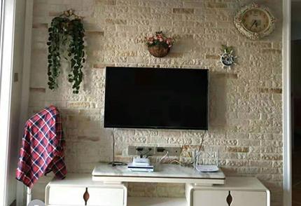 文化石运用在居室内的哪些地方更有特点