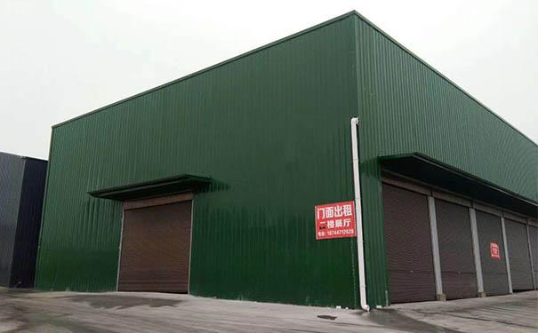 贵州钢结构厂房改色厂家