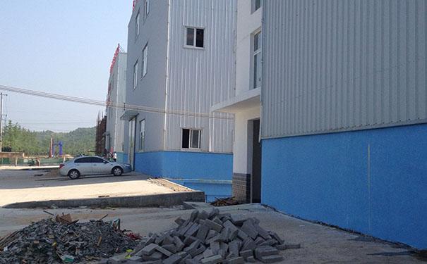 贵钢结构厂房翻新