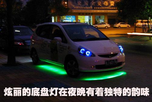 贵州汽车独特个性改装让爱车与众不同,贵阳汽车底盘装饰也一样很炫高清图片