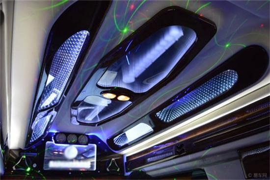 贵州客车改装豪华房车哪里最专业 力诺汽车改装是你最专业的选择高清图片