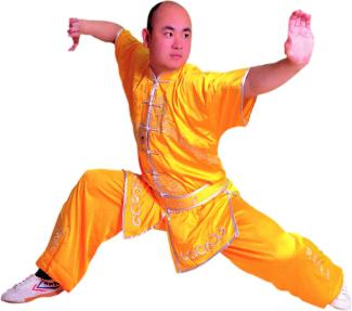 龙乾武术馆(小河平桥)馆长:杨博