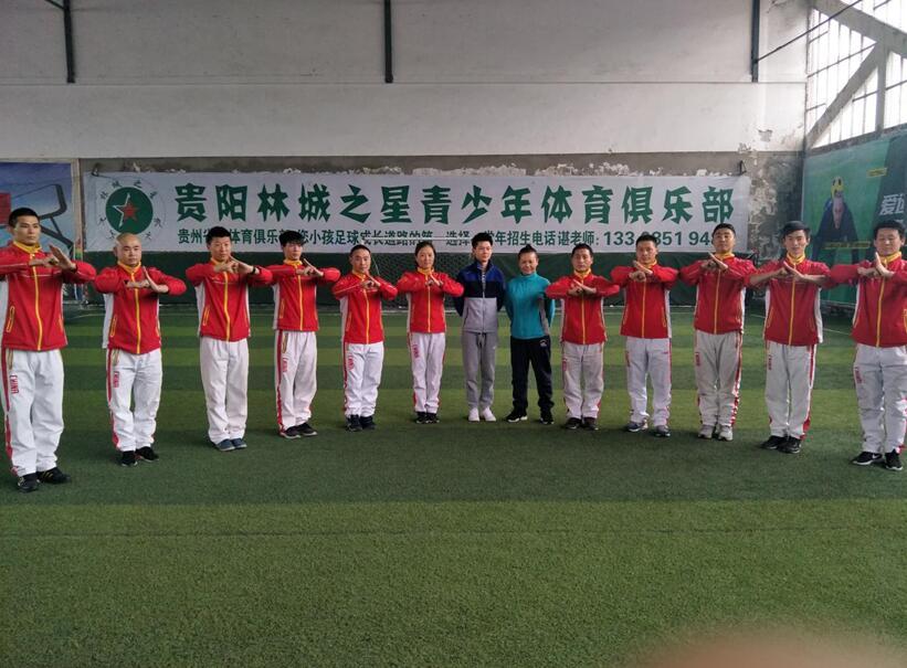龙乾武术馆金牌教练团队
