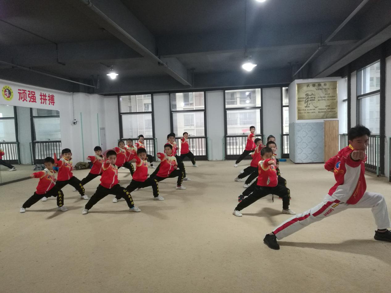 武术课堂1