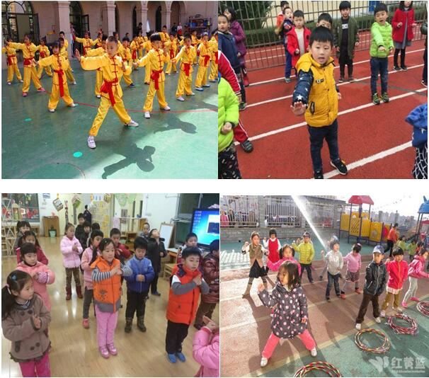 贵阳少儿武术培训走进校园已成为孩子们成长的需要