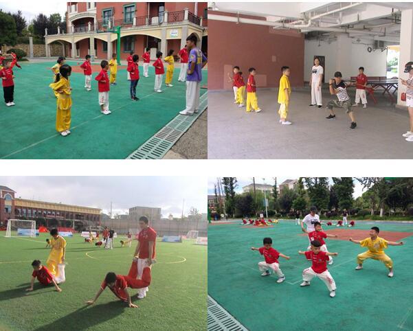 功夫假期-贵州武术培训学校假期武术培训