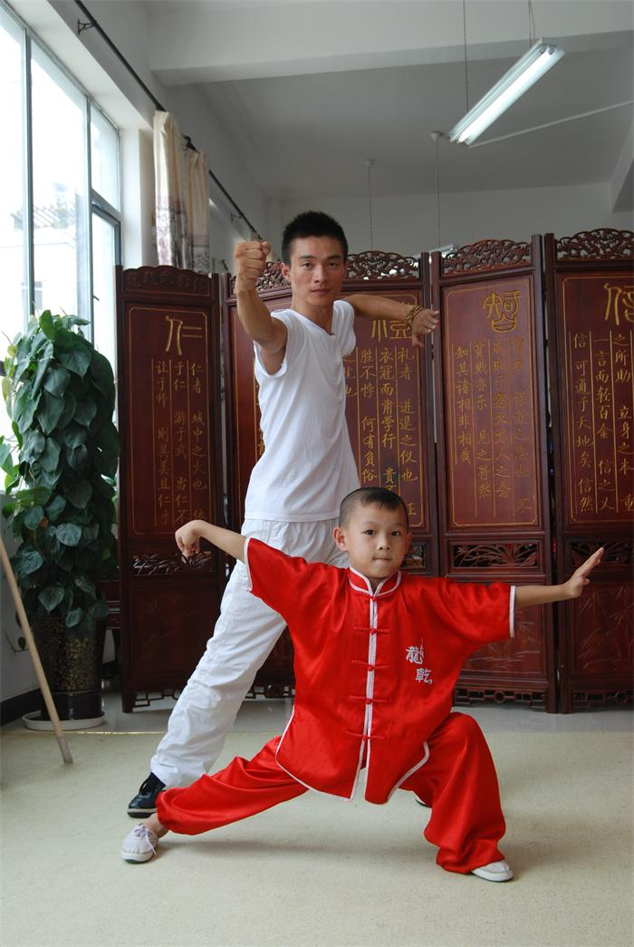 武术课堂,花果园少儿武术培训