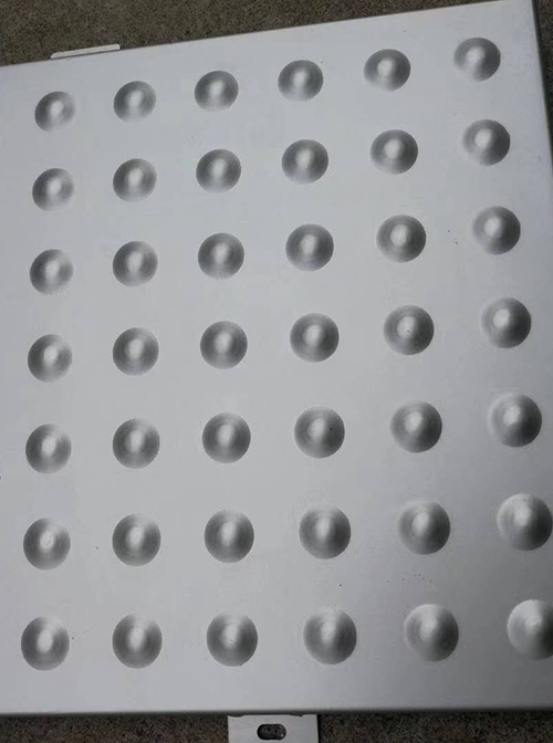 贵州铝单板的特性介绍