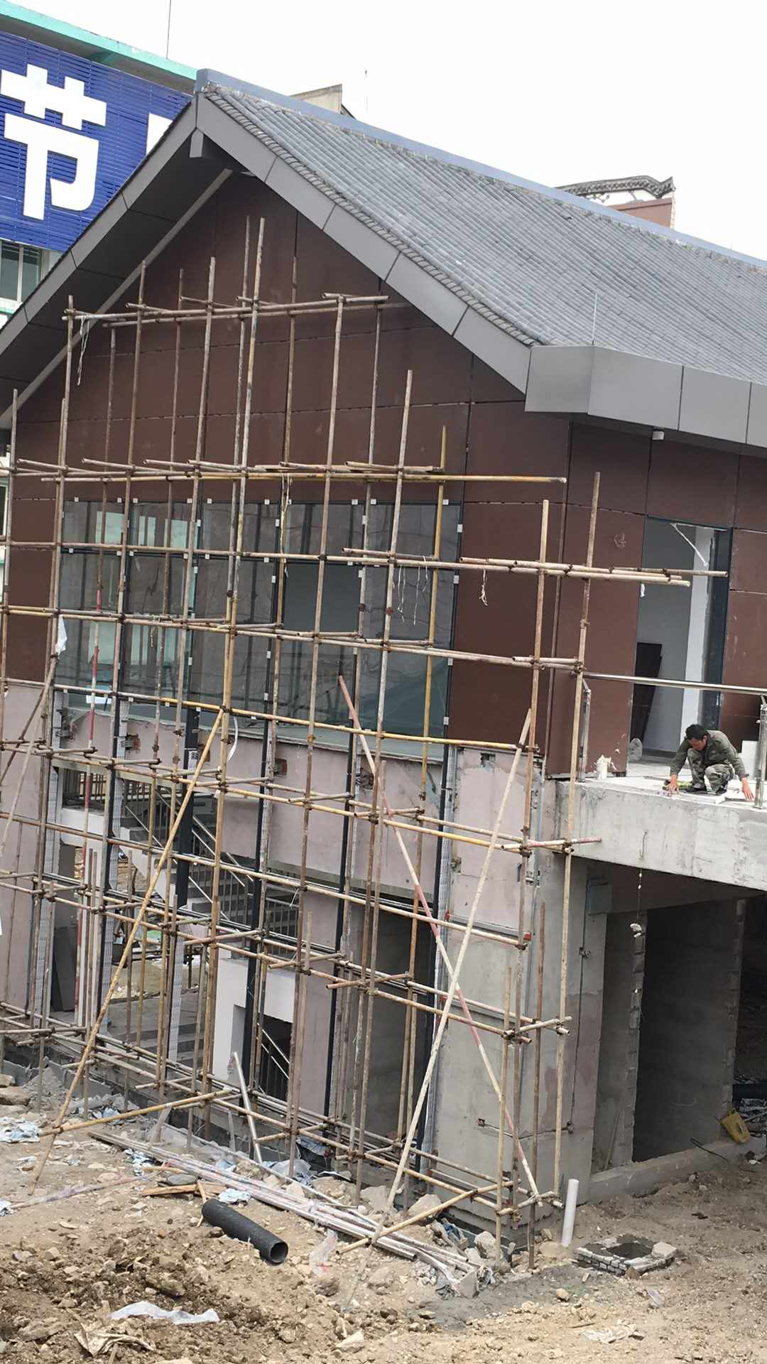 贵州铝蜂窝板案例