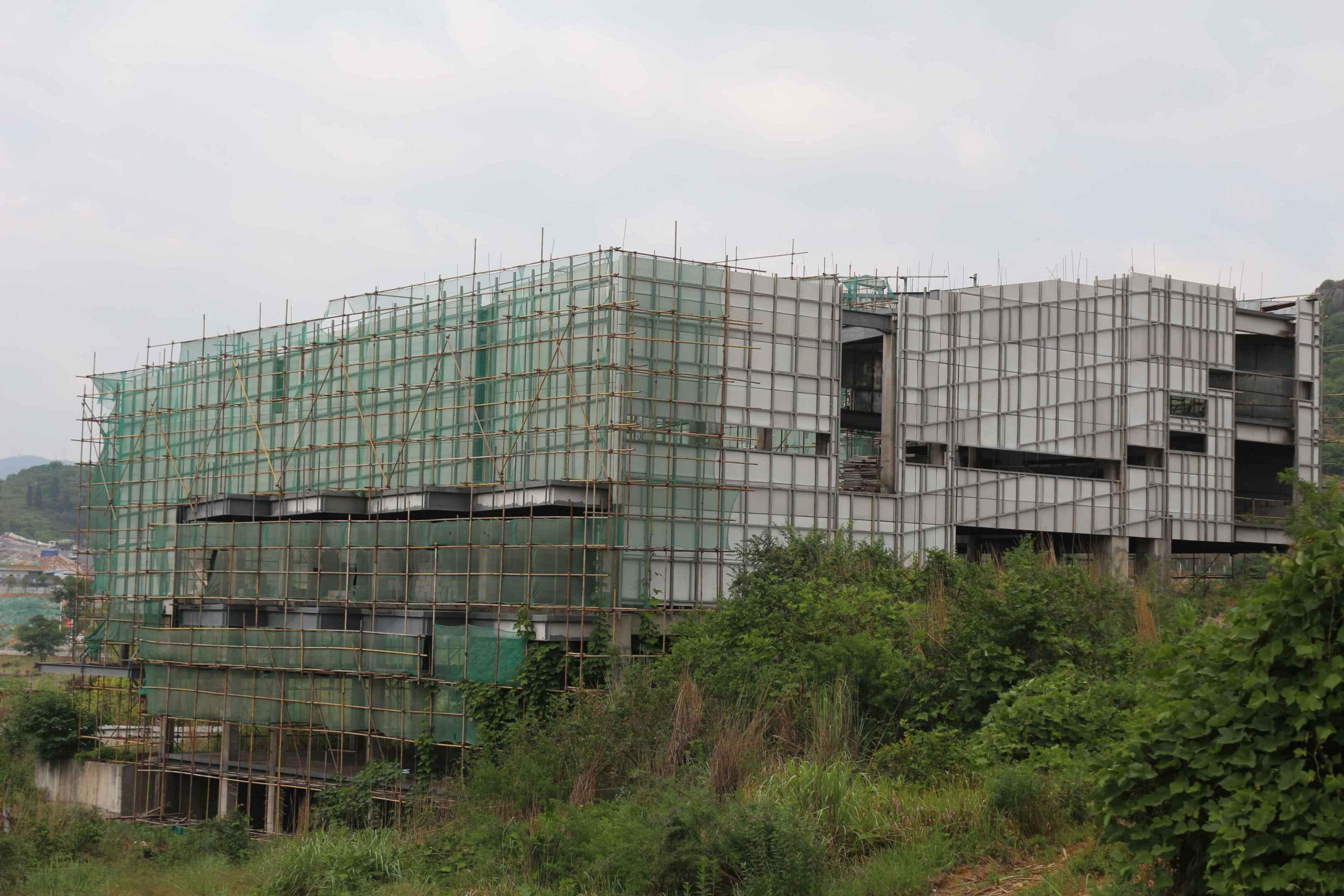 铝单板厂家案例