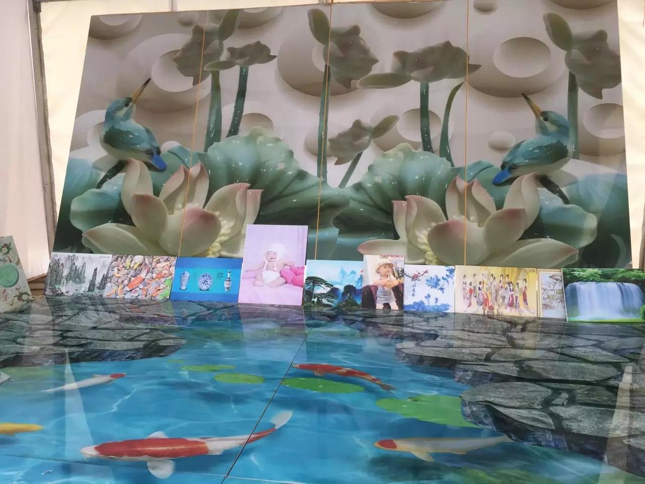 贵州3D立体彩瓷板价格