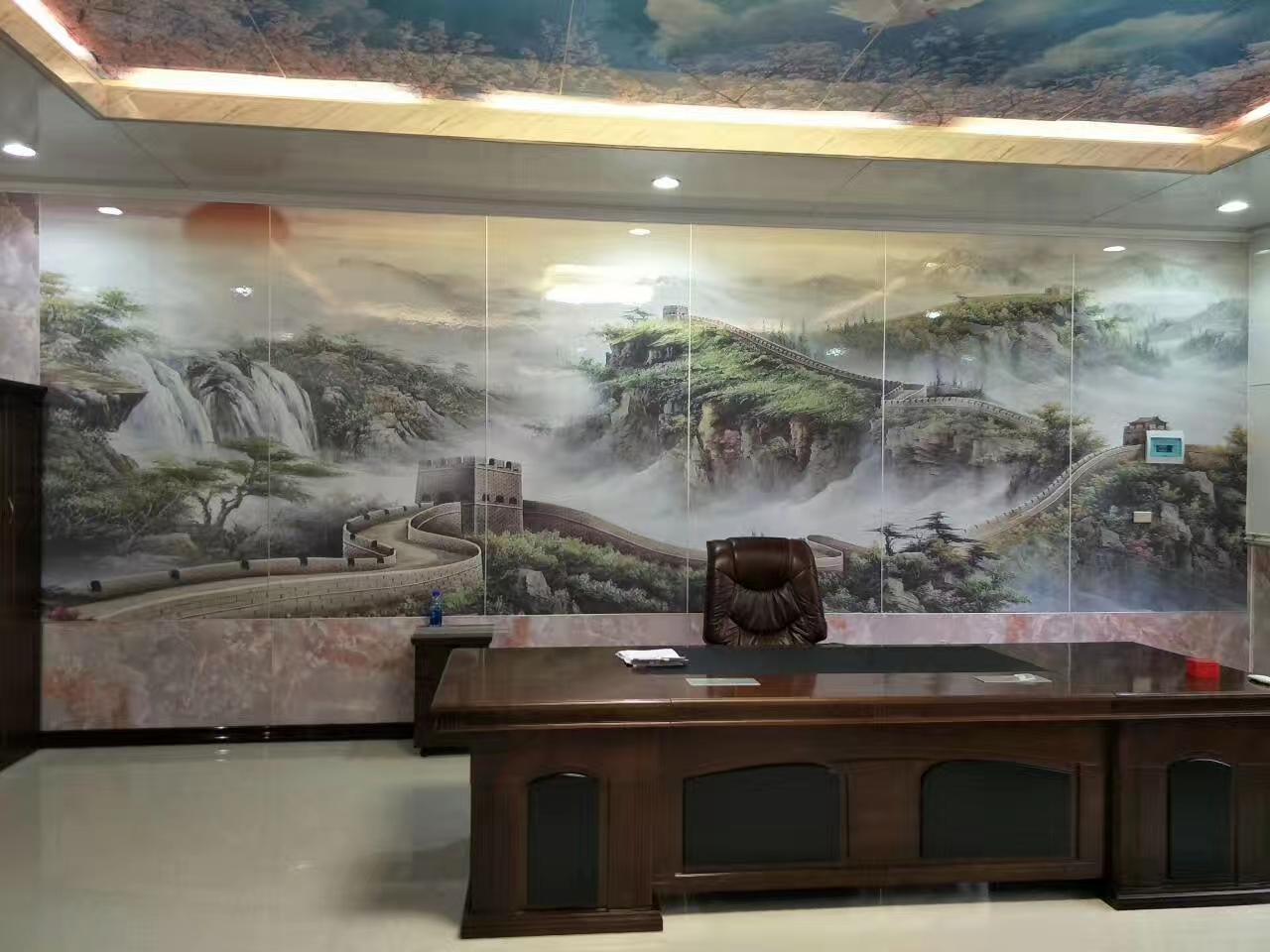 贵州装修彩瓷板生产