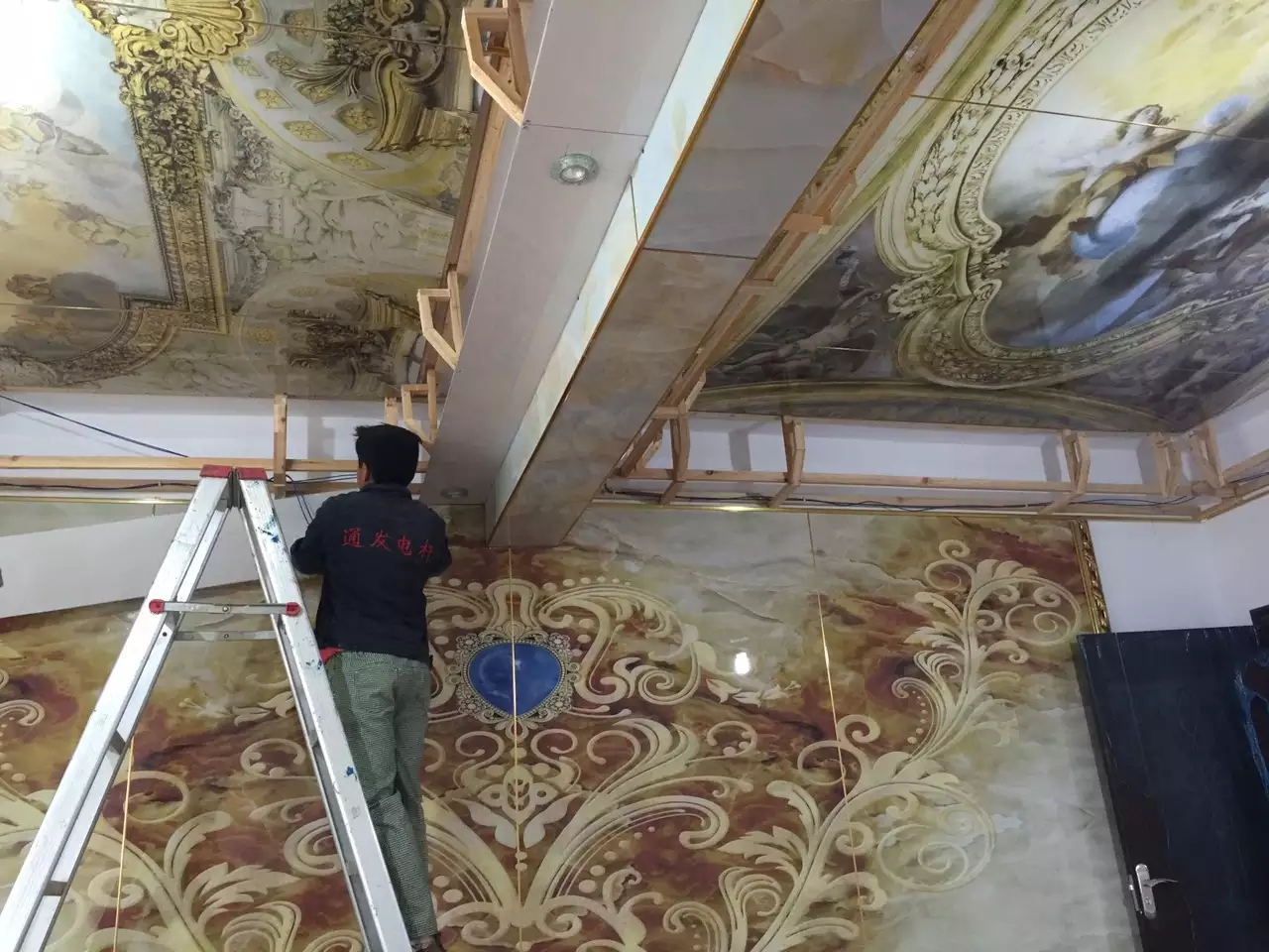 贵阳彩瓷板厂